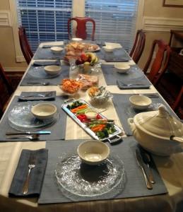 Dinner for 8 photo
