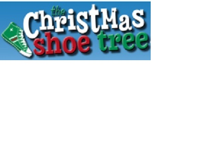 Christmas Shoe Tree.Christmas Shoe Tree Shoe Drive