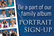 Sign-up for Church Directory Portraits