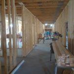 Building Addition Progress